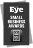Business Eye Small Business Awards Footer Logo