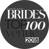 Conde Nast Brides Top 100 Footer Logo
