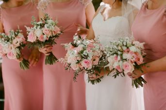 Bridal Party Pink