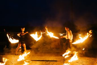 Firepoise