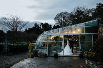 Larchfield Winter Wedding 30 Of 43