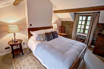 Rose Cottage Bedroom Larchfield