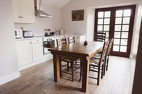 Farm Cottage Kitchen Larchfield B