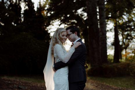Claire & Colin