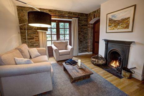 Rose Cottage Lounge Larchfield Edit